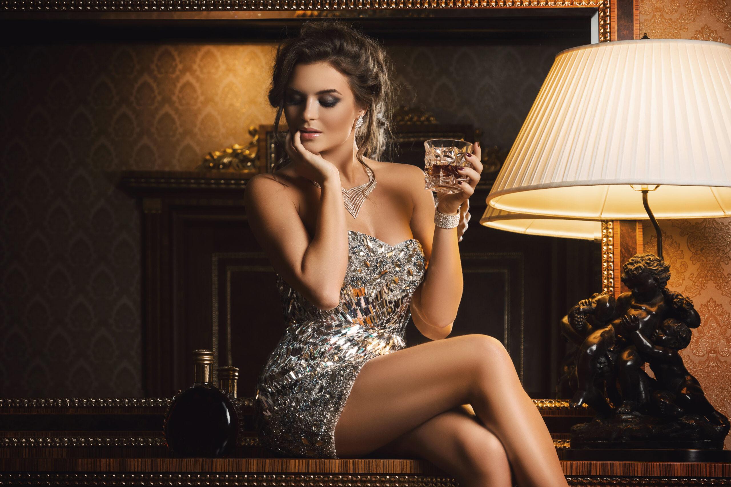 Oscar Night Glamor – Covid Style